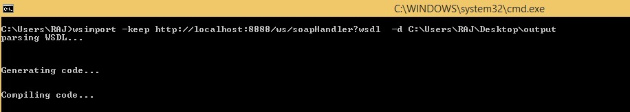 soap_handler_wsimport_cmd_line_output