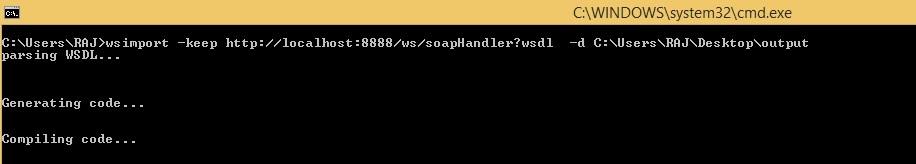 soap_handler_wsimport_cmd_line_output